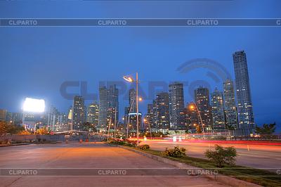 Вид на город Панама | Фото большого размера |ID 3360277