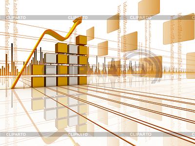 Chart, diagram | High resolution stock illustration |ID 3360629