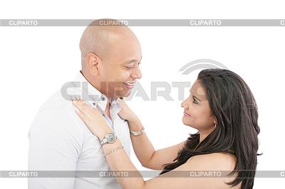 Język ciała, kontakt wzrokowy, ekspresja siebie, miłość, | Foto stockowe wysokiej rozdzielczości |ID 3369468