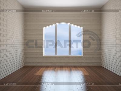 Pokój z cegły ściany | Stockowa ilustracja wysokiej rozdzielczości |ID 3365488
