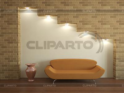 Interior of room | High resolution stock illustration |ID 3365489
