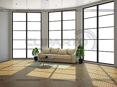 Interior   High resolution stock illustration  ID 3381429