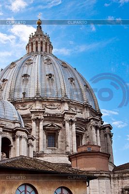 Petersdom in Vatikan, Rom, Italien | Foto mit hoher Auflösung |ID 3375028