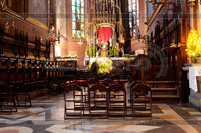 Wawel Cathedral in Krakow, Poland | High resolution stock photo |ID 3375560