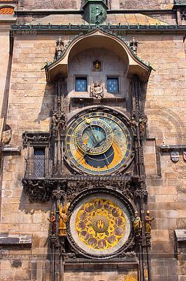 Astronomical Clock. Prague | High resolution stock photo |ID 3377188