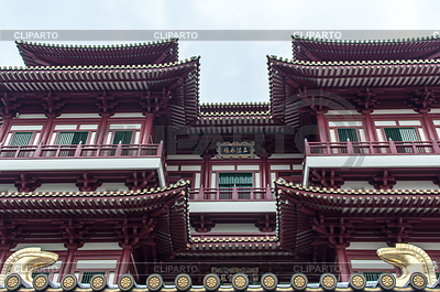 Buddha Tooth Relic Temple | High resolution stock photo |ID 3379084