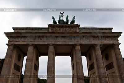 Berlin - Brandenburger Tor - Brandenburg Gate | High resolution stock photo |ID 3380580