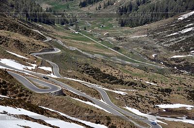Paso de la montaña Nevado | Foto de alta resolución |ID 3380733
